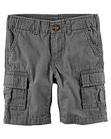Шорты Carters на мальчика 4-8 лет Cargo Shorts