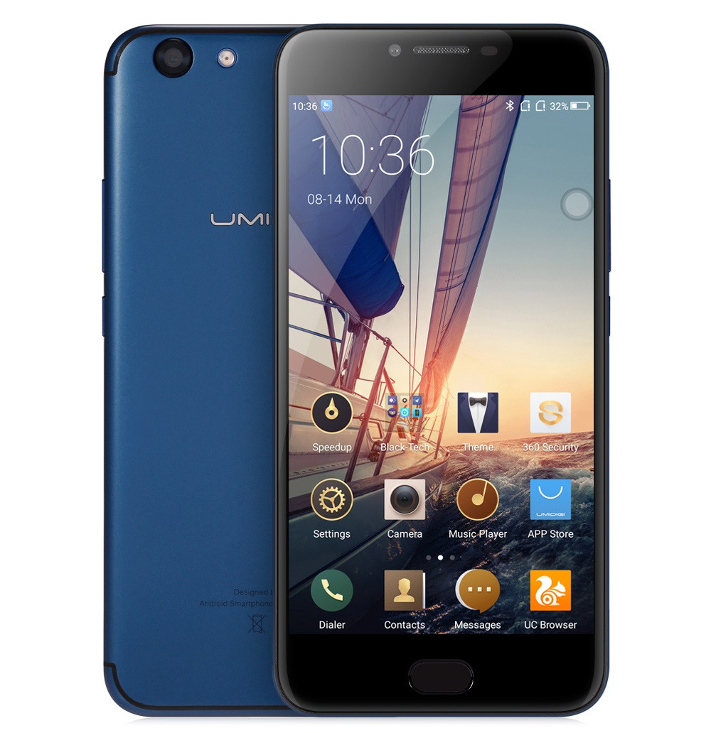 Смартфон Umidigi C Note 2 4Gb 64Gb