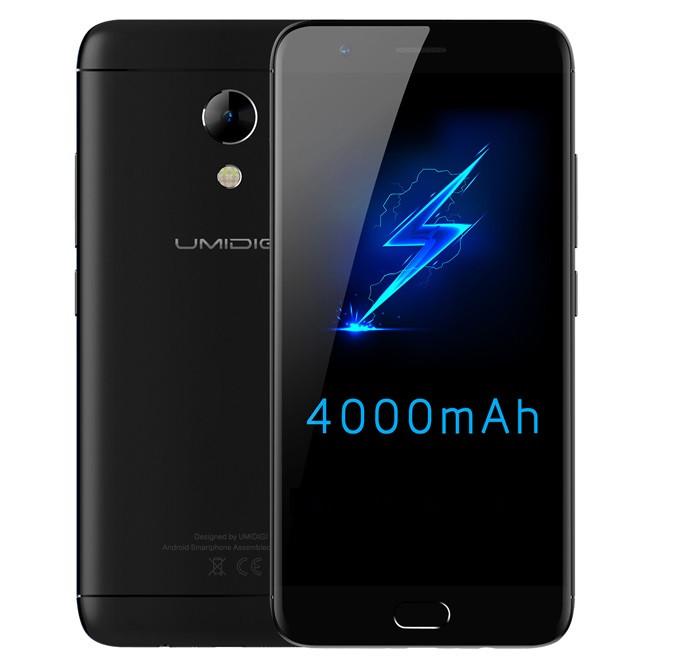 Смартфон UMI Umidigi C2 4Gb 64Gb