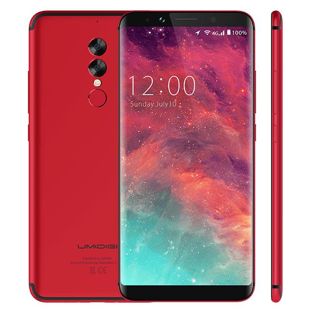 Смартфон UMI Umidigi S2 Pro 6Gb 128Gb