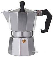 Гейзерная кофеварка A-PLUS на 3 чашки (2081)