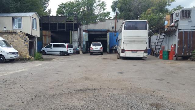 Продаем промышленную базу, в районе Пересыпского моста, города Одесса, Суворовский район