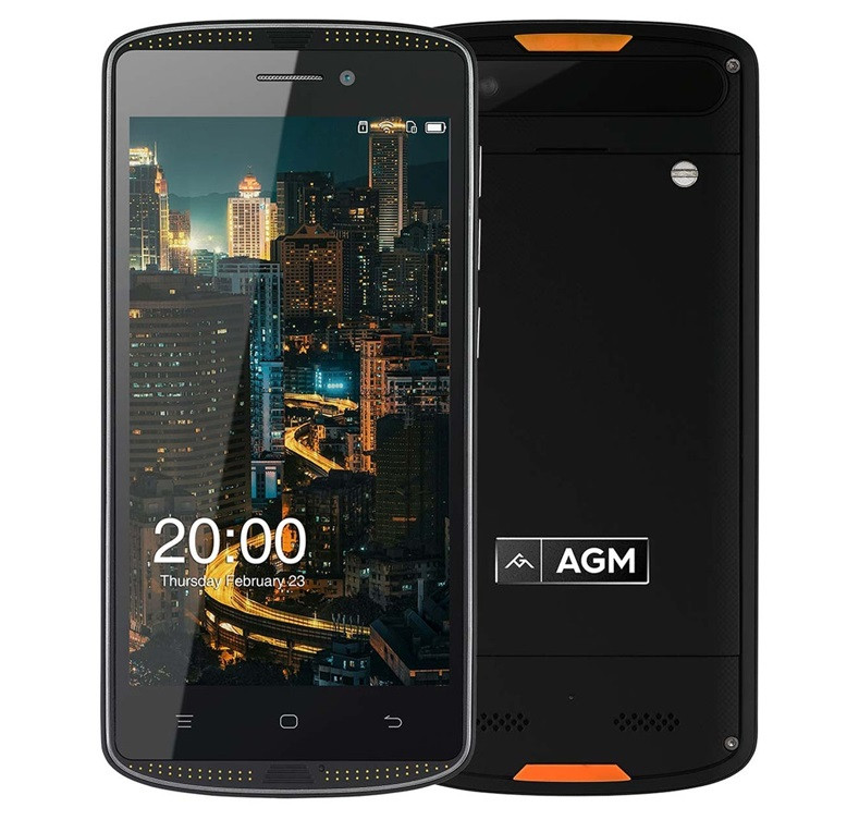 Смартфон AGM X1 Mini IP68