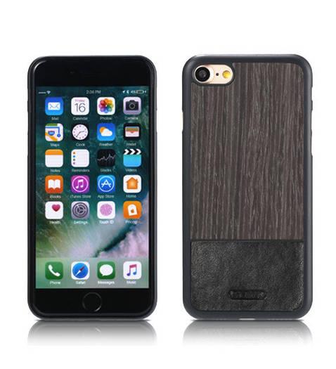 Чехол Remax Mugay iPhone 7 Black apricot wood