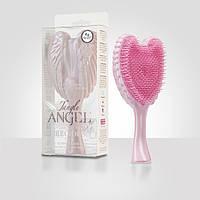 Расческа Tangle Angel Precious Pink, Розовый