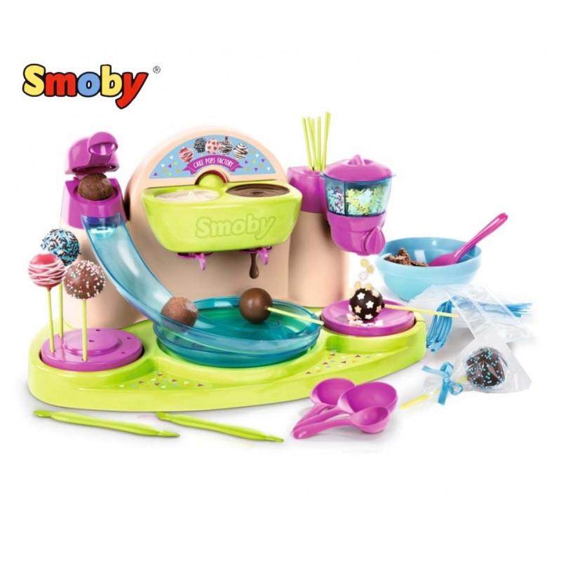 Игровой набор Фабрика конфет  Smoby 312103