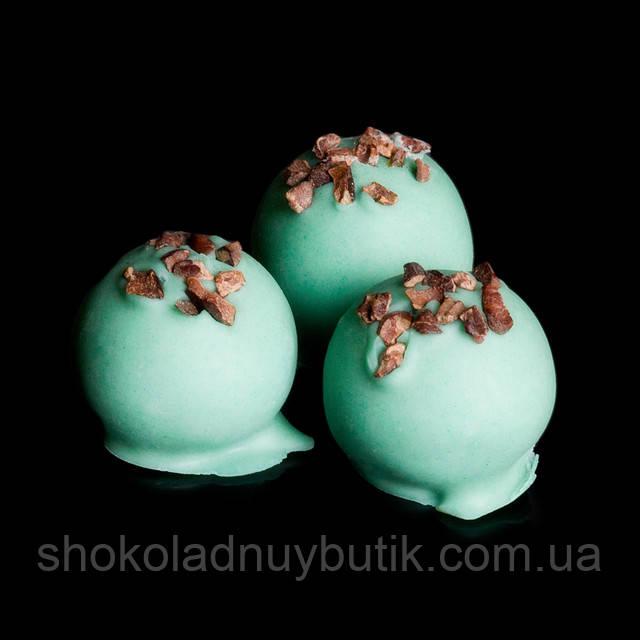 шоколадные марципановые конфеты