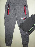 Спортивные брюки с начесом для мальчиков Sincere :134-140 рр