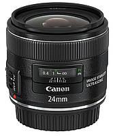 Объектив Canon EF 24mm f/2.8 IS USM (5345B005) &lt,укр&gt,