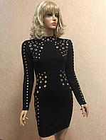 Чёрное женское платье Glamorous, S