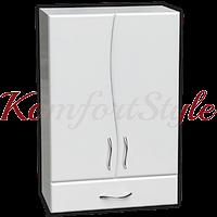 Ш-501-801 шкаф для ванной навесной волна