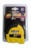 "Рулетка с фиксатором ""Shiftlock"" 5 м. х 19 мм."