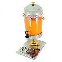Диспенсер банкетный для сока на 1 краник 8 л. из нержавейки PrestoWare