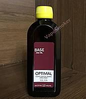 Готовая база 12 mg/ml 250 ml Optimal