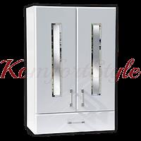 Ш-501-801 шкаф для ванной  фацет