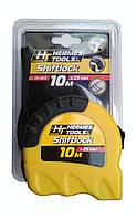 "Рулетка с фиксатором ""Shiftlock"" 10 м. х 25 мм."