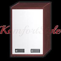Ш-500-800 шкаф для ванной навесной  Венге