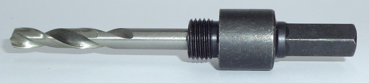 Хвостовик к биметаллическим коронкам А-4