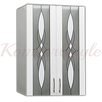 Ш-500-800 шкаф для ванной  Витраж