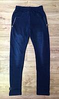 Лосины с имитацией джинсы утепленные для девочек F&D 8-10-12-14-16 лет