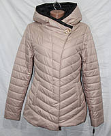 """Куртка женская демисезонная HaiLuoZi, размеры 44-52 (2 цвета) Серии """"BOUTIQUE"""" купить оптом в Одессе на 7 км"""