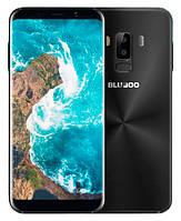 Cмартфон Bluboo S8 Black 3/32 gb MTК 6750T 3450 мАч