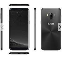 Cмартфон Bluboo S8 Black 3/32 gb MTК 6750T 3450 мАч, фото 4