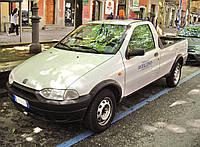 Лобовое стекло на Fiat Scudo/Peugeot Expert/Citroen Evasion  с местом под зеркало (1996-2006)