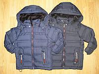 Куртки зимние на мальчика оптом, Glo-story, 92/98-128 рр