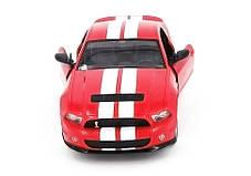 Машинка р/у 1:14 Meizhi лиценз. Ford GT500 Mustang (красный), фото 3
