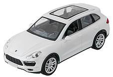 Машинка р/у 1:14 Meizhi лиценз. Porsche Cayenne (белый), фото 2