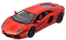 Машинка р/у 1:14 Meizhi лиценз. Lamborghini LP700 (оранжевый), фото 2