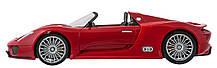 Машинка р/у 1:14 Meizhi лиценз. Porsche 918 (красный), фото 2