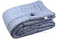 Одеяло зимнее шерстяное Руно 116ШУ сиреневое 200х220 см
