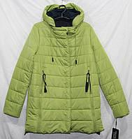 """Куртка женская демисезонная HaiLuoZi на манжетах, размеры 44-52 Серии """"BOUTIQUE"""" купить оптом в Одессе на 7 км"""