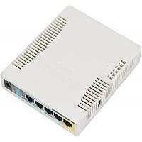Беспроводная точка доступа MikroTik RB951Ui-2HND (300 Mbit