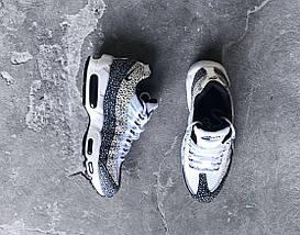 Мужские и женские кроссовки Nike Air Max 95 Premium Safari Pack, фото 2