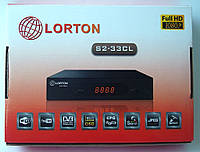 Карточный спутниковый ресивер LORTON S2-33CL + прошивка