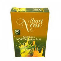 START NOW MOJITO PASSION FRUIT / МОХИТО МАРАКУЙЯ 50 ГРАММ