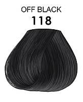 Фарба для волосся Creative Image ADORE 118 Off Black, фото 1