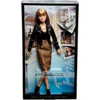 Коллекционная кукла Барби Высокая Мода Городские джунгли шарнирная Barbie Look Style Blonde Doll, фото 1