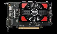 Видеоадаптер ASUS ATI Radeon RX 550 (4 GB / 128 bit GDDR5; 1183 MHz / 7000 MHz; PCI-Express x16 3.0; DisplayPo