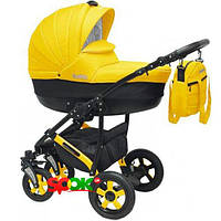 Универсальная коляска Camarelo Sevilla SE-18 Желтый
