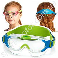 Очки-маска для плавания Speedo Sea Squad Mask 2-6 лет