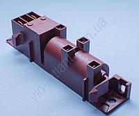 Блок электроподжига на 4 выходов 220V 50/60 HZ для газовых плит