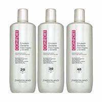 Zimberland Color CONFORT EMULSION Оксидант-эмульсия для хрупких волос и чувствительной кожи головы 100 мл, Окислитель 9% (30 vol)