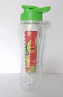Спортивная бутылка для питья c шейкером и инфьюзером