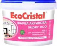 Краска акриловая Суперэко ИР-230 С, 10 л, Экокристал (Ирком)