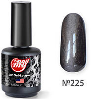 Гель-лак MyNail Cat Eye №225 (Стально-синий)