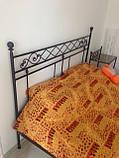 Ковані ліжка. Ліжко ІК 336, фото 2